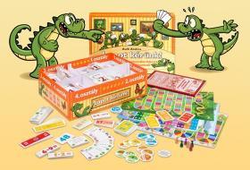 Lapot kérünk - Matematikai kompetenciákat fejlesztő játék